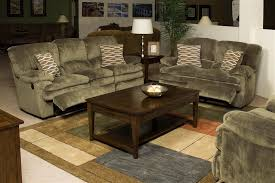 outstanding easton 2 piece reclining sofa loveseat set in sage