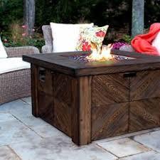 alderbrook faux wood fire table zed tabletop gel fireburner on gilt things outside pinterest