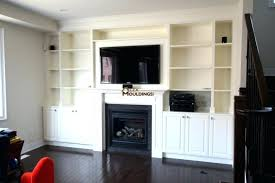 wall unit ideas wall units with fireplace and tv ggregorio