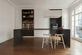 cachee bureau design d intérieur tresors caches petit bureau coin cuisine four