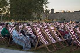 Botanical Gardens Open Air Cinema The Uk S Most Luxurious Outdoor Cinema Experience Is Coming To