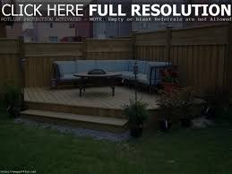 backyard ideas patio deck home outdoor decoration