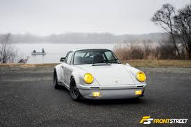 porsche yellow bird stuttgart subtleties rob ida u0027s porsche 930 turbo u2013 front street media