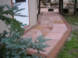 Building Flagstone Patio Durango Landscaping And Design Gardenhart Landscaping And Design