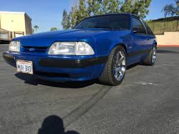 fox ford mustang for sale 1990 ford mustang 5 0 fox w no reserve