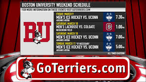 goterriers com the official site of boston university athletics