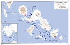 Georgia Map Usa by Hyperwar Us Army In Wwii Cartwheel The Reduction Of Rabaul
