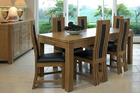 used dining table and chairs dining room chairs set of 6 black dining room chairs set of 6