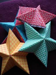 Diy Origami Stars Diy Projects That I Would Love To Get Around