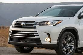 colors for toyota highlander 2018 toyota highlander review release date colors cars