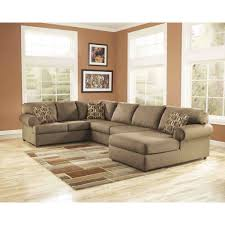 Marlo Furniture Sectional Sofa by Ashley Furniture Cowan Sectional In Mocha Space Saving