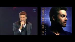 George Michael Youtube by George Michael Killer Papa Was A Rolling Stone Lalcs By