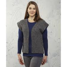 free free open vest knitting patterns patterns knitting bee 24