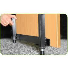 Office Desk Risers Desk Raisers Fluteline The Home Of Office Ergonomics