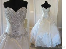 bling wedding dresses bling bling designers wedding dresses c240 crystals gown