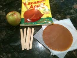 caramel apple wraps where to buy caramel apple wrap kit an easy treat hubpages