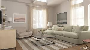 modsy collections a soothing u0026 serene living dining room