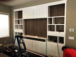 custom entertainment centers designed built installed c u0026 l