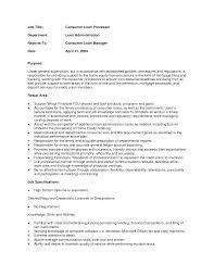 specimen resume ideas collection processor resume processor resume resume cv cover