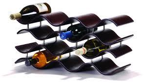 counter wine rack countertop wine rack for pretty storage plans