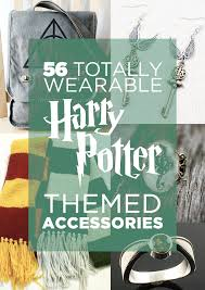 themed accessories 56 totally wearable harry potter themed accessories i most