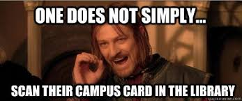 University Memes - one does not simply challenge durham stereotypes the bubble