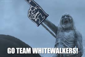 White Walker Meme - game of thrones images team white walkers wallpaper and background