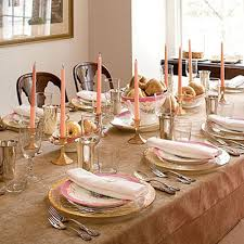 the set thanksgiving table linens