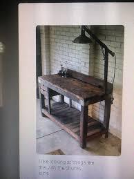 Reclaimed Wood Desk Best 25 Reclaimed Wood Desk Ideas On Pinterest Natural Desks