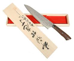 best japanese kitchen knives uzushio japanese damascus kitchen knives at the best things