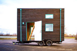 Box House Plans Pad Shelterwise Releases Two New Tiny House Plans