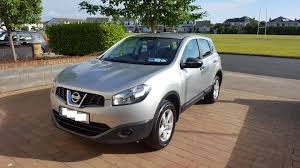used nissan qasqai qashqai 2013 diesel 1 5 for sale in dublin