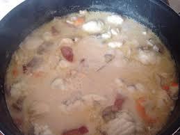 cuisiner la lotte marmiton photo de recette blanquette de lotte et jacques marmiton