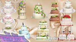 wedding cake in the sims 4 ladesire s creative corner wedding set by ladesire
