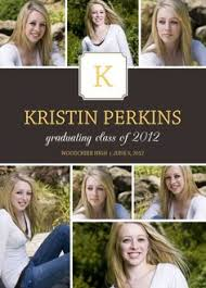 graduation announcements ideas snapshot photo cards high school and college