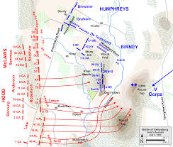 Gettysburg Pennsylvania Map by Anything To Know About Gettysburg But Were Afraid Or Too Busy To