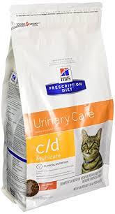 amazon com hills c d multicare bladder health cat food 4 lb