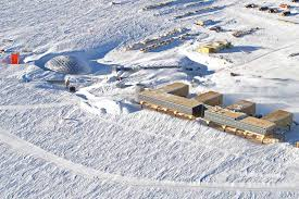 Station Closest To Winter New South Pole Station