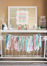 diy spring decorating ideas spring decorating ideas time to spring i heart nap time