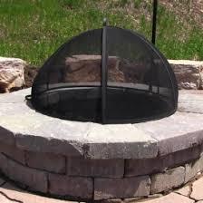 Firepit Screens Sunnnydaze Decor Pit Supplies And Accessories