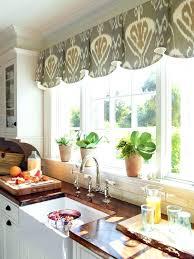kitchen valances ideas bay window valance ideas arealive co