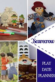 46 best scarecrow play date planner images on pinterest cake