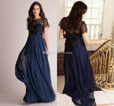 formal maternity dresses navy blue chiffon maternity evening dresses with black sash sheer