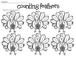 thanksgiving printables for kindergarten www bloomscenter