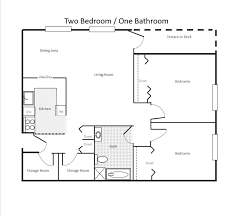hallkeen woodland apartments bedroom bath floor plan garage