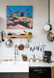 home interior design brooklyn mini lofts bohèmes minimales à brooklyn white subway tiles