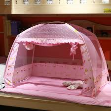 Toddler Bed Canopy Aliexpress Com Buy Pink Blue Summer Baby Bed Mosquito Net