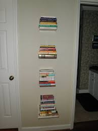 Invisible Bookshelf Diy Caroline Bookbinder Invisible Bookshelves Follow Up