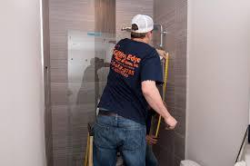 portfolio a cutting edge glass u0026 mirror custom glass shower doors