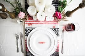 Valentines Day Tablescapes A Bohemian Tablescape For Valentine U0027s Day Advice From A Twenty